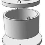 Цены на железобетонные кольца в Полтаве