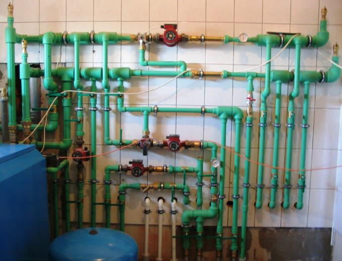 Монтаж и ремонт канализационных систем и водоотвода