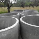 Железобетонные кольца в Полтаве