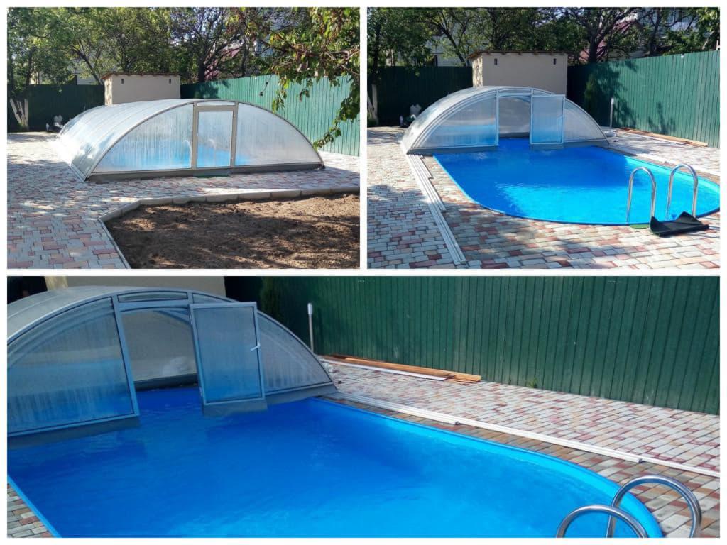 Строительство бассейнов в Полтаве