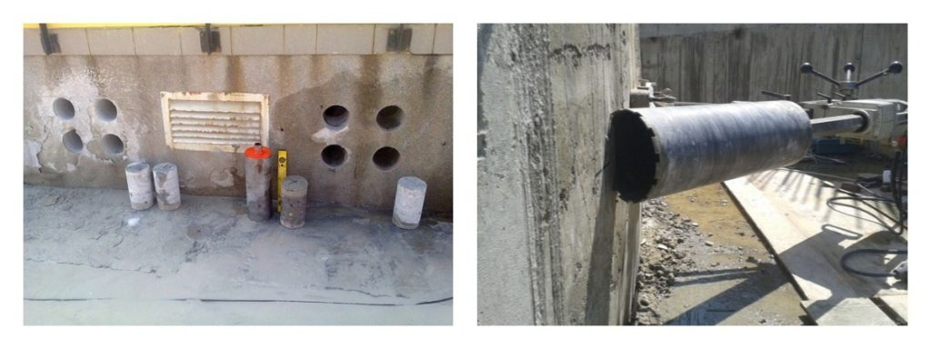 Сверление отверстий можно проводить в закрытых и открытых помещениях