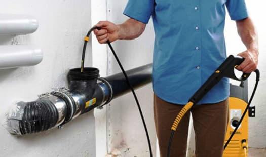 Гарантии на механическую чистку канализации