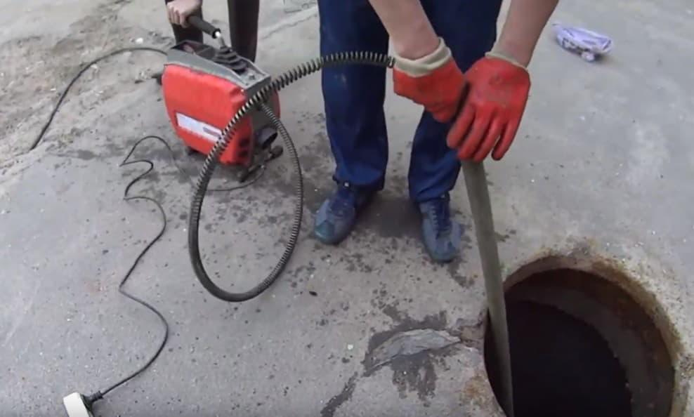 Заказ услуг по очистке трубопроводов в Полтаве